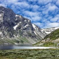 Mountain, Dalsnibba Lake, Geiranger Fjord, Norway