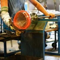 Glass Blowing, Sweden
