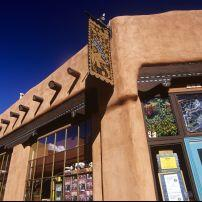 Cafe Pasqual's, Santa Fe, New Mexico, USA