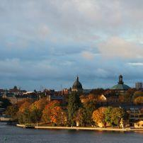 The Skeppsholmen Island, Stockholm, Sweden
