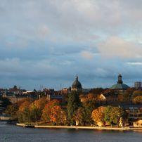 The Skeppsholmen Island, Stockholm, Sweden