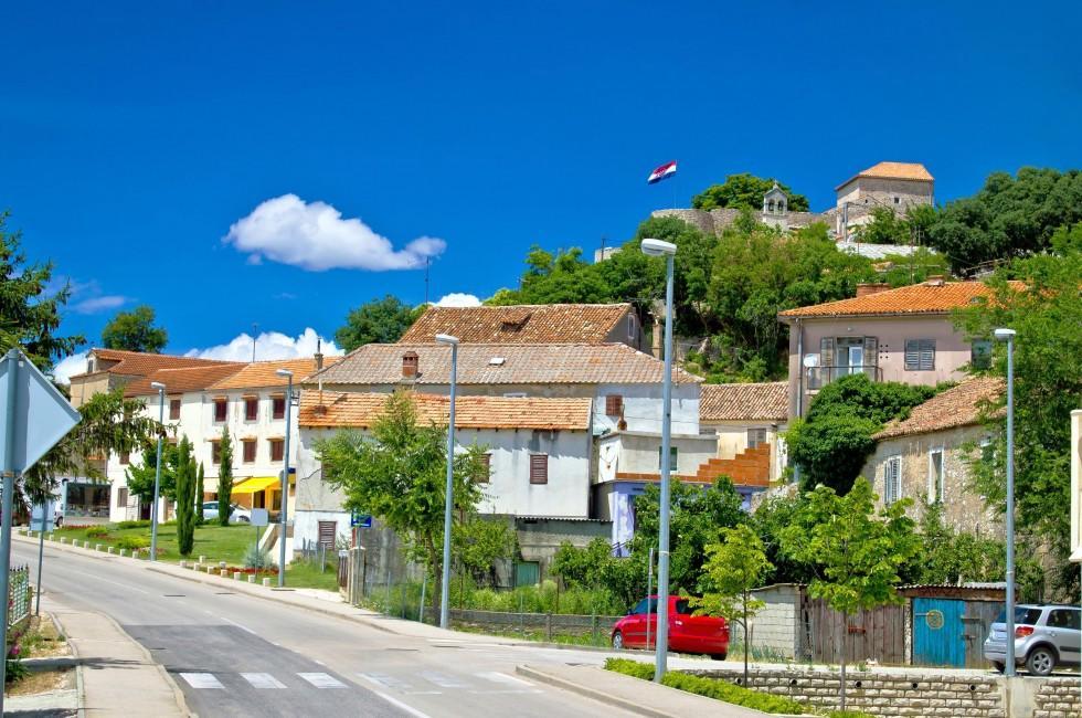 Benkovac, Dalmatia, Croatia