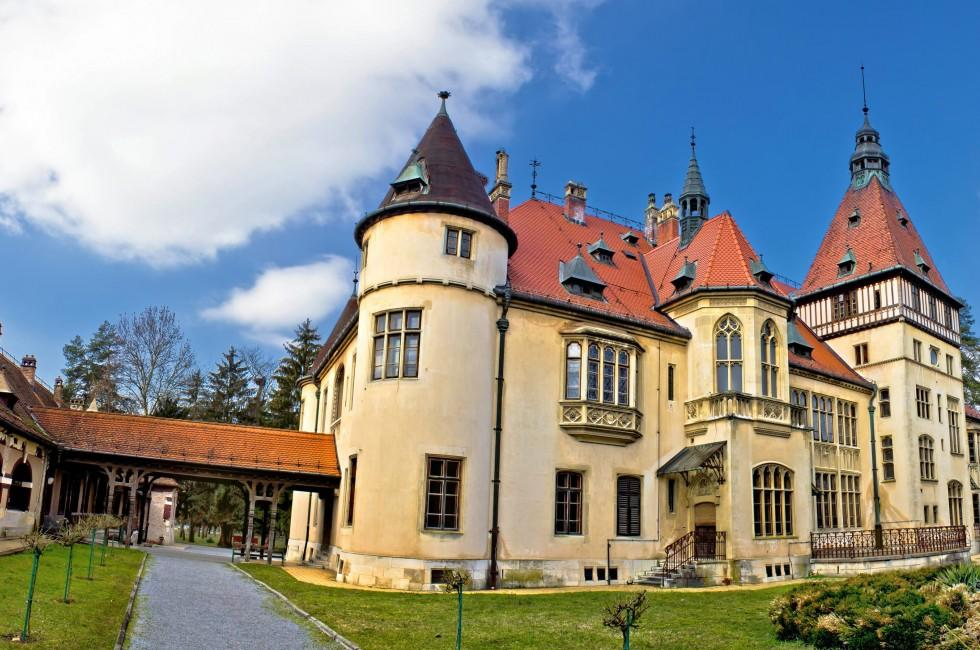 Donji Miholjac Castle, Slavonia, Croatia
