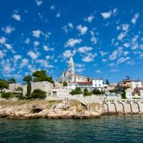 Church, Rovinj, Croatia