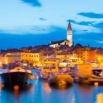 Fishing Port, Rovinj, Croatia