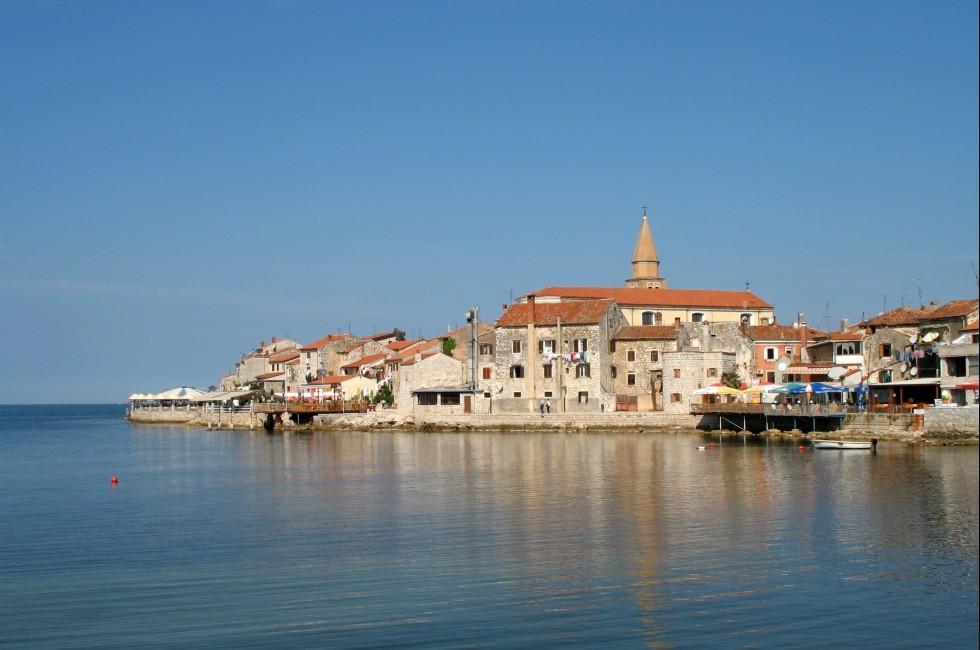 Umag, Istiria, Croatia