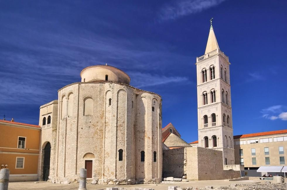 Church, Zadar, Croatia