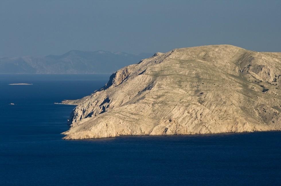 Rocky Hill, Prvic Island; Croatia