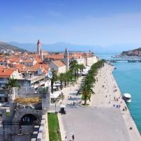 Skyline, Trogir, Dalmatia, Croatia