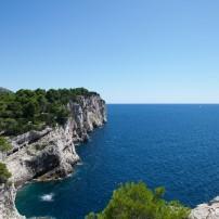 Kornati Archipelago, Clifs Telascica, National Park Kornati, Croatia