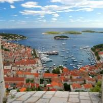 Old Town, Hvar, Croatia