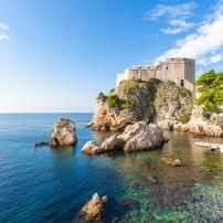 Lovrijenac Fort, Dubrovnik, Croatia