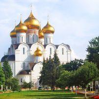Assumption Church, Yaroslavl, Russia