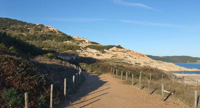 Trail, Le Sentier du Littoral, The French Riviera, France