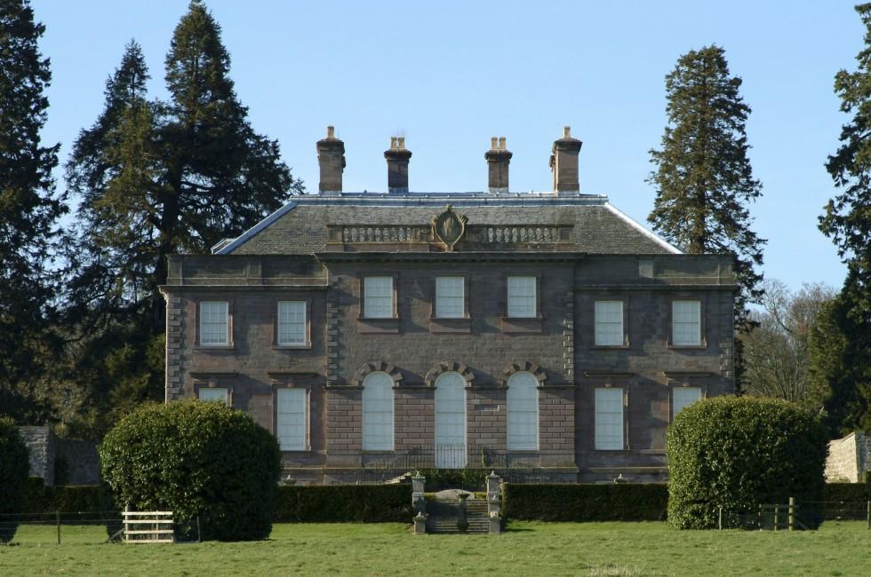 House Of Dun, Montrose, Scotland