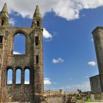 St Andrews, Scotland;