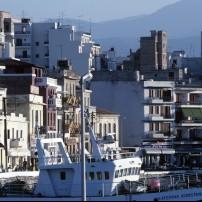 Boats, Harbor, Piraeus, Greece