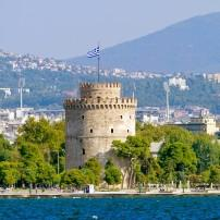 White Tower, Thessaloniki, Thessaloniki and Central Macedonia, Greece