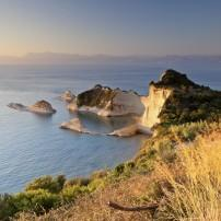 Cape Drastis, Corfu, Greece