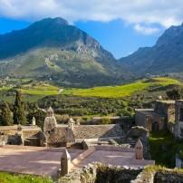 Kato Moni Preveli Monastery, Crete, Greece
