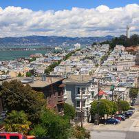 Russian Hill, San Francisco, California