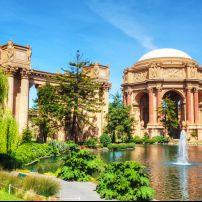 The Palace of Fine Arts, San Francisco, California
