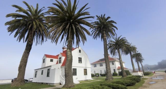 House, Crissy Field, Presidio, San Francisco, California, USA