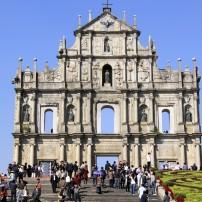 Historic Center of Macao, Macau, China