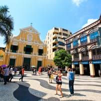 Historic Centre, Macau, China