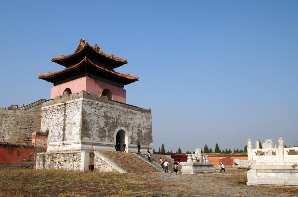 Western Zhaoling, Eastern Qing Tombs, Side Trips of Beijing, China