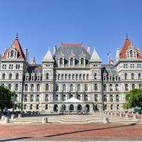 New York State Capitol, Albany, New York