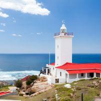 Lighthouse, Mossel Bay, The Garden Route and Little Karoo, South Africa
