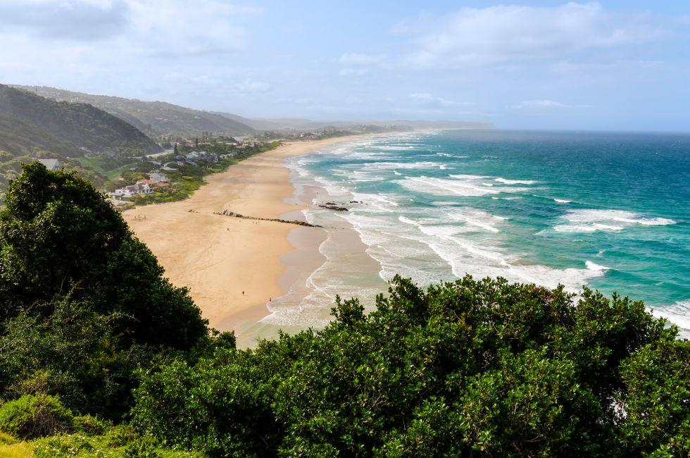 Wilderness Beach, The Garden Route, South Africa