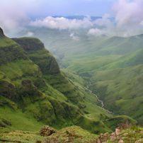 Valley, Drakensberg, South Africa