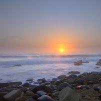 Sunrise, Beach, East London, The Eastern Cape, South Africa