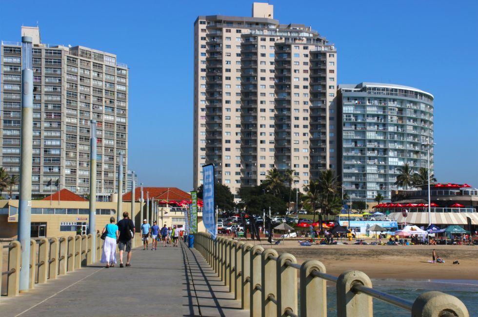 Pier, Durban, South Africa