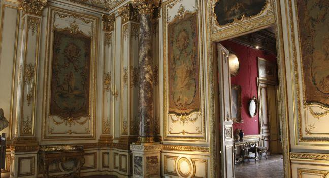Gallery, Musee Jacquemart-Andre, Paris, France