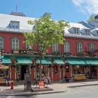 Store, Maison J. A. Moisan, Quebec City, Canada