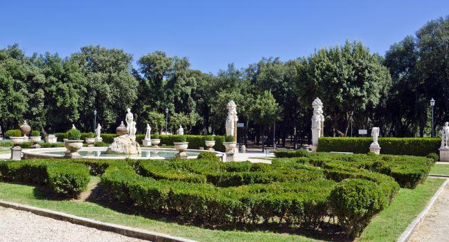 Bike Round Park Villa Borghese