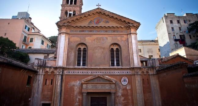 Santa Pudenziana, Rome, Italy