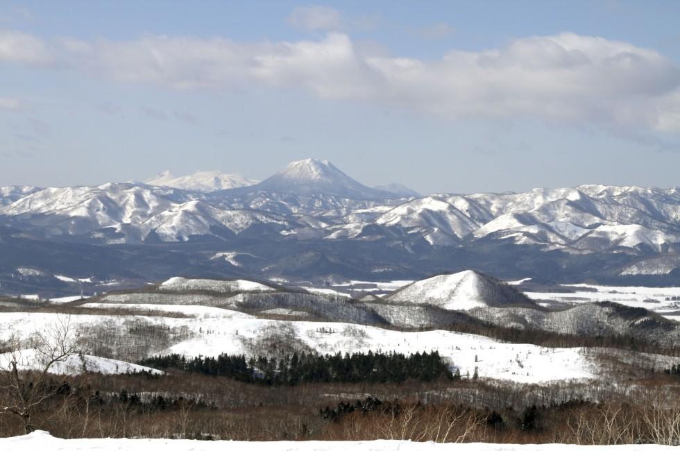 Akan National Park, Hokkaido, Japan