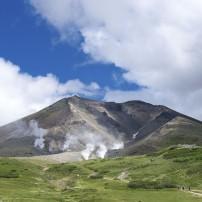 Mount Asahidake, Hokkaido, Japan