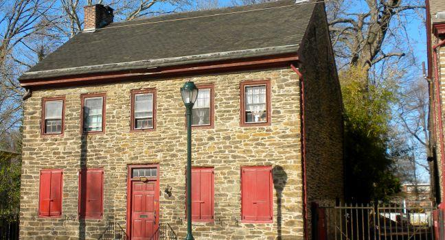 Grumblethorpe Tenant House, Northwestern Philadelphia, Philadelphia, Pennsylvania, USA