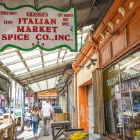 Italian Market, South Philadelphia, Philadelphia, Pennsylvania, USA.