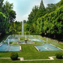 Longwood Gardens, Kennett Square, Brandywine Valley, Pennsylvania, USA.