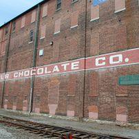 Wilbur Chocolate Company, Lititz, Pennylvania Dutch Country, Pennsylvania, USA.