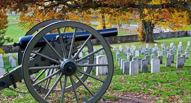 Gettysburg National Military Park, Gettysburg, Pennsylvania Dutch Country, Pennsylvania, USA