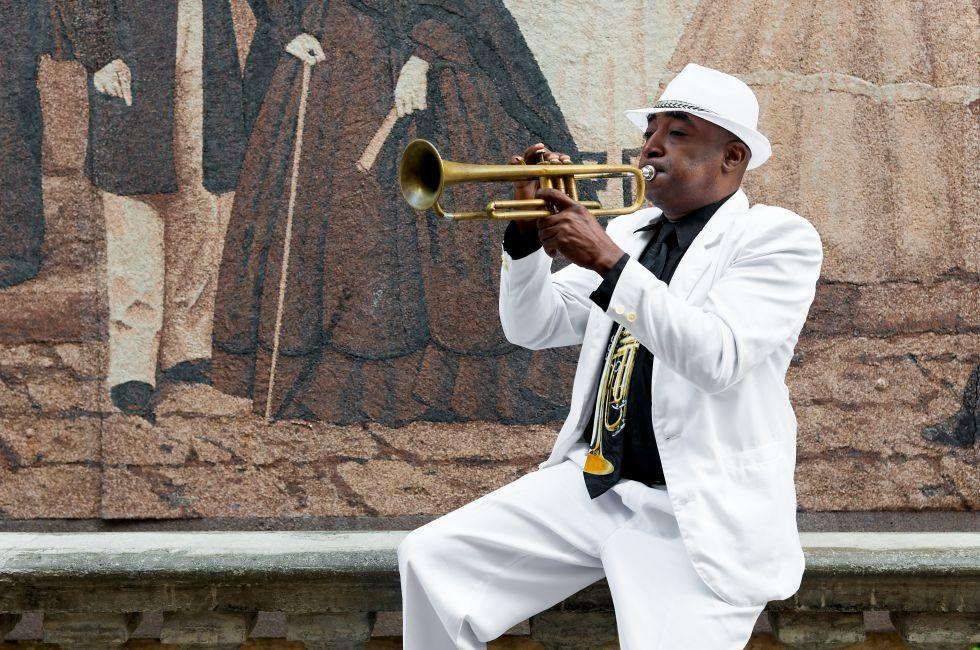 Musician, Havana, Cuba