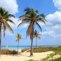 Playa Megano, Playas del Este, Havana, Cuba