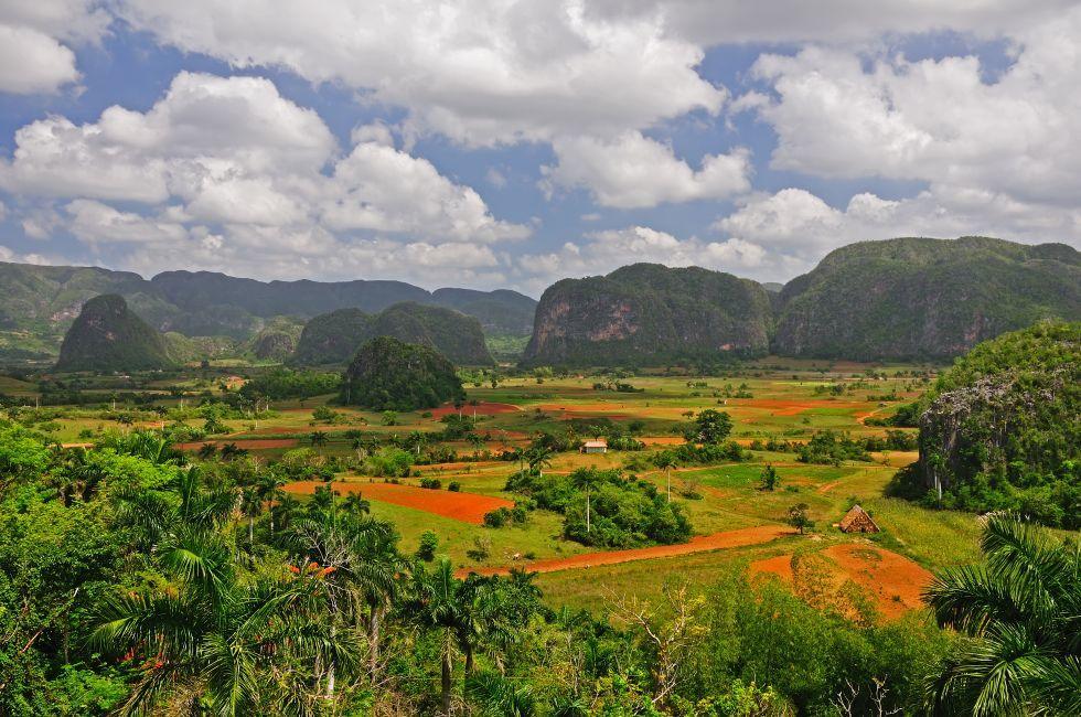Valley, Mogotes, Pinar del Rio, Cuba